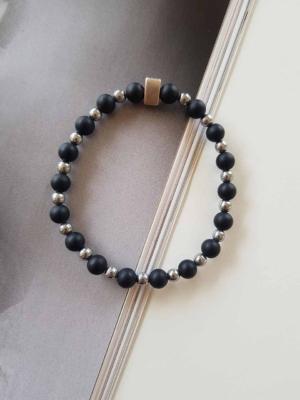 Bracelet Black Unisex